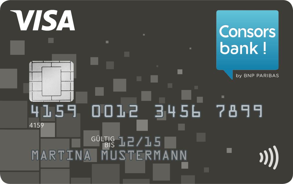 Visa-Karte
