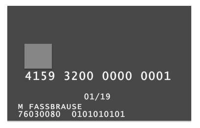 Iban Auf Karte.Kontonummer Iban Auf Visa Karte Angeben Consorsbank Wissenscommunity