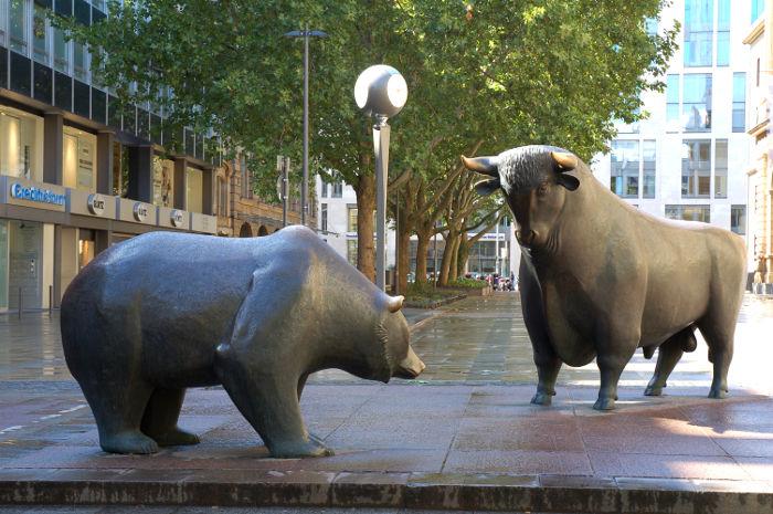 Hausse und Baisse – von Bullen und Bären - Consorsbank Wissenscommunity